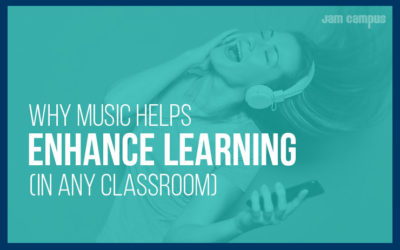 Why Music Helps Enhance Learning (For Students In Any Classroom)