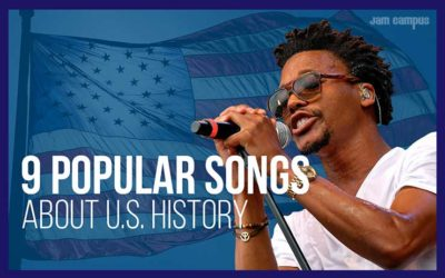 9 Popular Songs About U.S. History