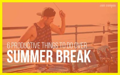 6 Productive Things To Do Over Summer Break